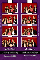 Maile's 16th Birthday