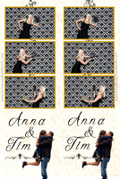 Anna and Tim Wedding