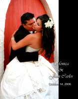 Monica and Juan Wedding Album