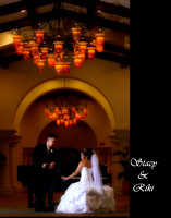 Stacy and Riki Wedding Album