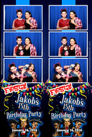 Jakob's 15th Birthday Party