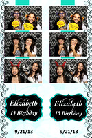 Elizabeth's 15th Birthday