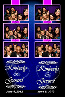 Kimberly and Gerard Wedding