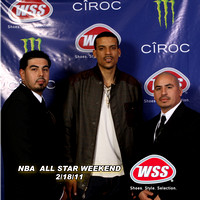 WSS-NBA All Star Weekend