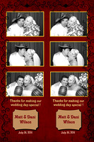 Matt and Dani Wedding