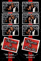 Priscilla and Marcos Wedding