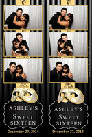 Ashley's Sweet Sixteen