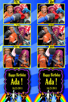 Ada's Eight Birthday Party
