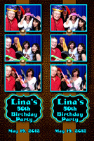 Lina's 50th Birthday