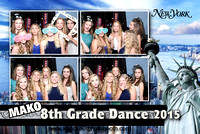 Vista Del Mar- 8th Grade Dance