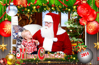 Santa Photos-First Team Real Estate